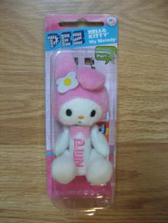 PEZ HELLO KITTY My Melody Candy Dispenser Clip SANRIO