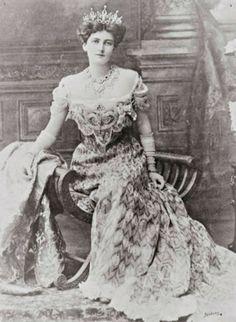 Lady Curzon, 1903
