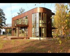 Estonian modern wooden architecture
