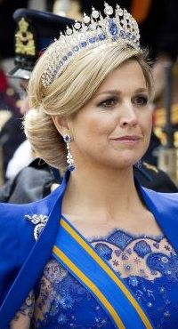 Maxima on King's Day 2013