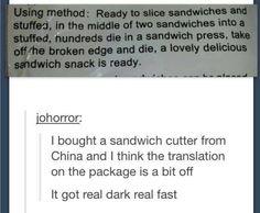 Chinese translations