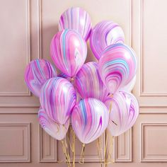Baby Shower, Unicorn Party, Birthday Pary, First Birthday, Marble Balloons, Agate Marble Balloons, Party Supplies, Wedding Decorations #babyshowerideas4u #birthdayparty #babyshowerdecorations #bridalshower #bridalshowerideas #babyshowergames #bridalshowergame #bridalshowerfavors #bridalshowercakes #babyshowerfavors #babyshowercakes