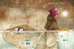 Effie Lada Artist and illustrator : Μικρή Λίστα. Book Illustration, Childrens Books, Kai, Fairy Tales, Baseball Cards, Artist, Movie Posters, Painting, Illustrator
