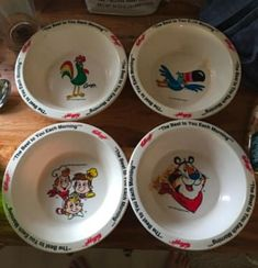 The only cereal bowls you ever ate out of: 24 Things That'll Give Kids Acid Flashbacks Childhood Memories 90s, Childhood Toys, Baby Memories, School Memories, Karate Kid, 90s Nostalgia, I Remember When, Oldies But Goodies, Good Ole