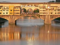 Italy. Ponte Vecchio, Florence / Flickr