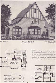 1925 C. L. Bowes Bungalow 14060B