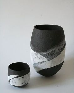 Ceramics by Gabriele Koch at http://Studiopottery.co.uk - 2012.