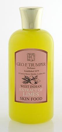 BullGoose Shaving Supplies - Geo.F. Trumper Extract of Limes Skin Food, $26.00 (http://bullgooseshaving.com/geo-f-trumper-extract-of-limes-skin-food/)