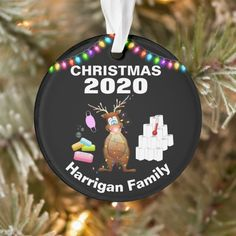 Funny Personalized 2020 Covid Christmas Tree Ornament - tap/click to get yours right now! #Ornament #corona #virus, #pandemic, #christmas, #holiday Christmas Greeting Cards, Christmas Card Holders, Christmas Greetings, Holiday Cards, Best Christmas Gifts, Christmas Humor, Christmas Holidays, Christmas Stuff, Christmas Recipes