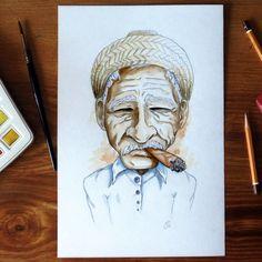 New illustration. Cuban.  #illustration #drawing #watercolor #pencil #art #dailyarts #_tebo_  #instaartexplorer #rtistic_feature #BLVART #art_realism #artcomplex #artists_magazine #moanart #nawden #art_iwork #creativeuprising #arts_gate #art_empire #artist_sharing #artsanity #art_worldly #sketch_daily #artist_4_shoutout #artsxplorer #artaesthetics #arts_help #baigart #artistic_support #theartslovers
