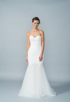 Hattie by Lis Simon | Available at Pearl Bridal House