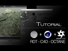 (1) RDT - C4D - Octane (by curse-studio) - YouTube