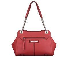 Nine West Abbie Shoulder Bag (Cassis)