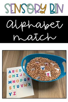 Alphabet Matching game for preschoolers. Simply print and go with this simple and FREE alphabet matching game for your littlest learners. Practice letter names and sounds a fun, colorful, and easy to use way! Preschool Names, Preschool At Home, Free Preschool, Preschool Lessons, Preschool Ideas, Preschool Learning, Letter Matching Game, Letter Games, Alphabet Activities