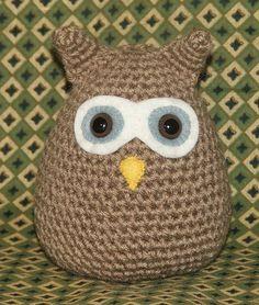 Buhos tejidos al crochet!!!!
