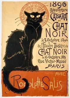 Reouverture de Cabaret du Chat (Print On Demand)