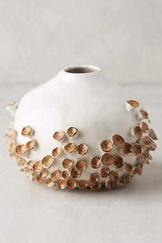 Céramique - Pot décoratif