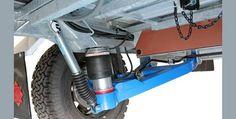 off road trailer suspension - Pesquisa Google
