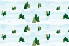 Creating a Simple, Snowy Seamless Pattern - Tuts+ Design & Illustration Tutorial