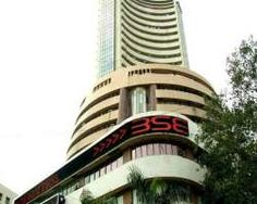 The benchmark S&P BSE Sensex trimmed initial gains but was quoted higher by 18 points in late morning trade on Wednesday due to buying in healthcare, IT and tech counters, mainly on the back of overnight gains in the US market and sustained capital inflows from foreign funds.