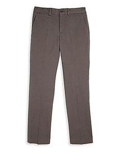 Ralph Lauren Toddler's, Little Boy's & Boy's Chino Cotton Pants