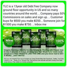 Making Total Life Changes Starts Today! TLC is all about CHANGE – motivating yourself to…