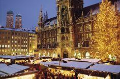 Tour de compras de natal em Munique #Alemanha #viatorbr #melhorestours