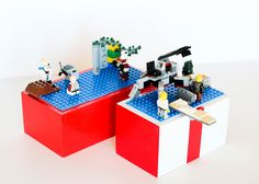 DIY LEGO TravelBox