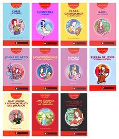 "Colección ""Sabelotod@s"" (Ediciones El rompecabezas) #MujeresDeLaHistoria Jane Goodall, Frases, Women In History, Children's Literature, Human Rights, Writers, Short Stories, Reading"