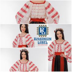 Folk Embroidery, Snow White, Label, Blouses, Disney Princess, Disney Characters, Long Sleeve, Sleeves, Handmade
