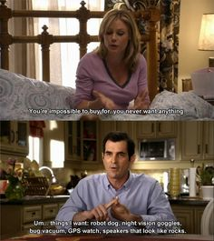 Oh modern family. I love this show!