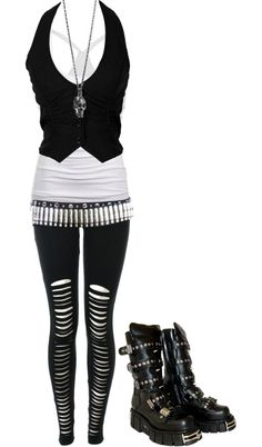"""Untitled #556"" by bvb3666 ❤ liked on Polyvore"