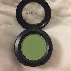 "Mac - Lime """"Pop Color"""" Collection"