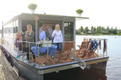 Book a unique holiday in the Lakeland of Finland with a self-driving houseboat! Houseboats, Self Driving, Finland, Baby Strollers, Book, Unique, Holiday, Baby Prams, Vacations