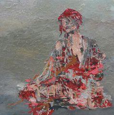 Hossam Dirar - Oil on Canvas Oil On Canvas, Contemporary Art, Painting, Fine Art, Artwork, Inspiration, Art Work, Biblical Inspiration, Work Of Art