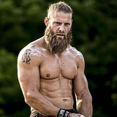 beards carefully curated — Jared