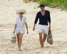 Olivia Palermo in St. Barts
