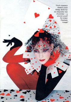 Être la reine de cœur ... pas seulement à l'halloween!!!