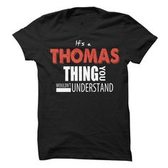 awesome Its a THOMAS thing !