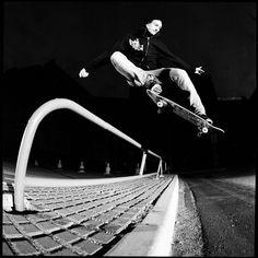 I will forever love skateboarding photography