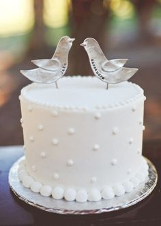 make bird biscuits cake toppers - Google Search