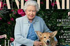 Королева Елизавета II и ее корги на обложке Vanity Fair http://womenbox.net/stars/koroleva-elizaveta-ii-i-ee-korgi-na-oblozhke-vanity-fair/    Монархии   Королева Елизавета II и ее корги на обложке Vanity Fair         Дарья Иванова        5304    1 июня 2016, 10:11  Королева Елизавета