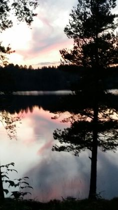 Simsjön Sweden 2014.