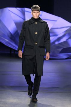 Dedicated to the new man, the Atelier CTRL Fall-Winter 15/16 gives him a balance between tradition and the future, a collection for the next noble man, who demands tailored luxury, the expertise of old sages in a modern design and future stance.