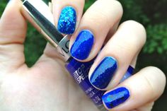 Revlon Royal vs Nail Pattern Boldness indie jellies on Lacquer-Lover