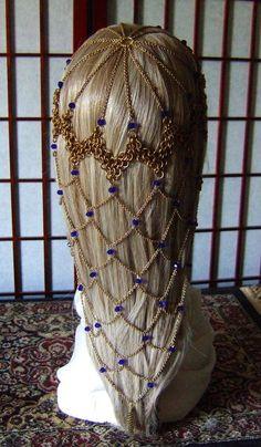Hair Accessories |,kurora me rruza,lule me rruza per flok,kurora per flok,hair style