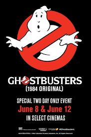 THis iS wHerE it All sTaRteD!! :)  Release date of Ghostbusters  08/06/1984!