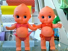 Image detail for -back in store our our ever popular vinyl kewpie dolls this time they