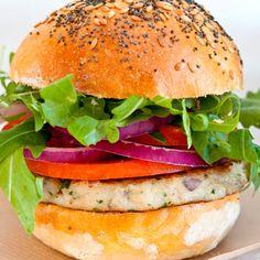 Hamburguesas, 8 recetas de hamburguesas caseras diferentes , Hamburguesas ¡qué ricas están todas! Atentos a estas 8 recetas de hamburguesas caseras: hamburguesas de carne, de pescado y hasta de legumbres...