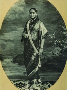 Maharani Chimnabai of Baroda   8 Portraits Of Maharanis That Capture India's Rich History Of Badass Women